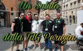 Ciao, siamo la TdG Perugia!