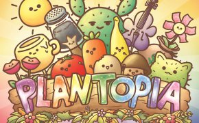Plantopia, il giardino più kawaii di sempre!