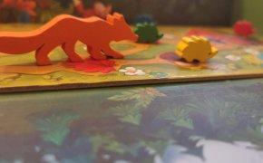 Saranno Goblin: Hedgehog Roll