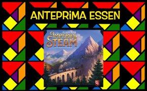 Anteprime Essen 2021 - Imperial Steam