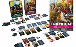 Imperium: Classics – civilizzazione a mazzi