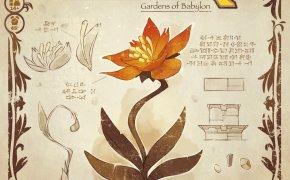 Il deserto fiorisce grazie a Ishtar Gardens of Babylon