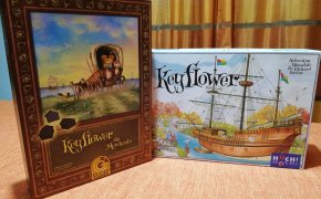 Keyflower the Merchants: vai alla grande o vai a casa