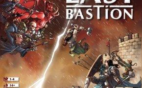 Last Bastion: copertina