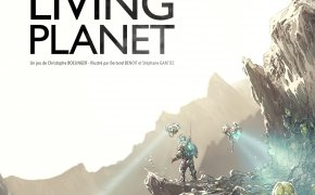 Living Planet: copertina