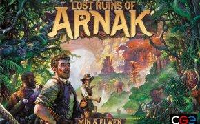 Lost Ruins of Arnak: copertina
