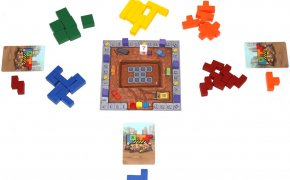 LOTS: A Competitive Tower Building Game... o piazzamento tetramini?