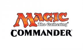 Magic the Gathering Commander Logo