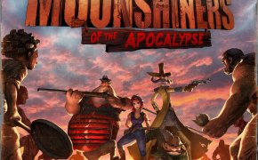 Moonshiners of the Apocalypse: copertina