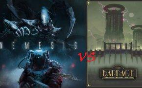 Nemesis vs Barrage