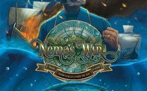 Nemo's War (Second Edition) - Copertina