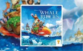 Whale Riders - Cavalcare balene con eleganza