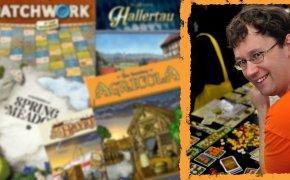 I tre migliori giochi da tavolo di… Uwe Rosenberg