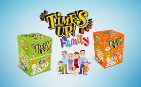 Time's Up! Un party-game di comunicazione, intuito e memoria