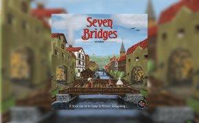 Seven Bridges, il gioco ispirato al rompicapo matematico di Königsberg