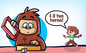 I tre migliori giochi da tavolo di... Acchittocca (+ Virginio Gigli + Flaminia Brasini)