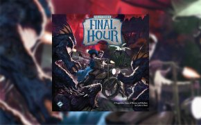 RecenSieri #2. Arkham Horror: Final Hour