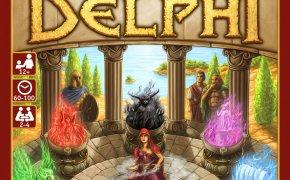 Copertina de L'oracolo di Delphi