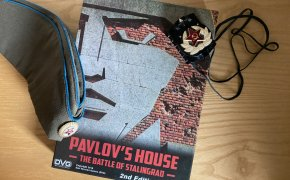 Pavlov's House copertina