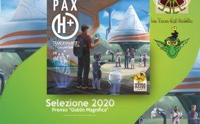 Pax Transhumanity Magnifico 2020