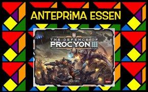 Anteprime Essen 2021: The Defence of Procyon III