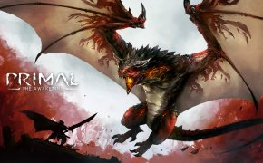 Primal: The Awakening - copertina