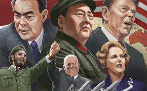 Quartermaster General: The Cold War - copertina