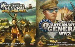 Quartermaster General: la nuova edizione + Total War