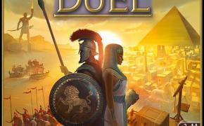 7 Wonders Duel - Sfide testa a testa di Cathala e Bauza