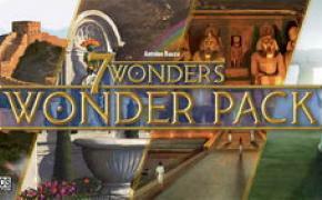 7 Wonders: Wonder Pack