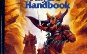 Advanced Dungeons & Dragons 2nd Ed.: Player's Handbook