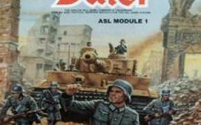 Advanced Squad Leader (ASL) Module 1: Beyond Valor