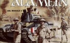 Advanced Squad Leader (ASL) Module 5: West of Alamein