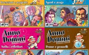 Anno Domini, un party game a quiz