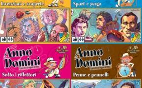 Anno Domini, un party game a quiz