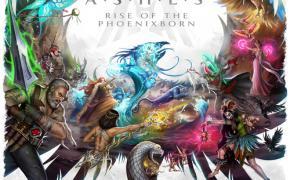 Ashes: la rinascita dei Phoenixborn