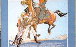 Austerlitz: copertina dell'italiano gioco da tavolo sulla battaglia dei 3 imperatori