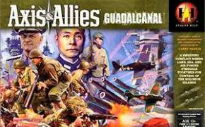 Axis & Allies: Guadalcanal