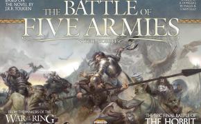 La Battaglia dei Cinque Eserciti