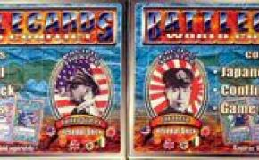 Battlecards: World Conflict, Pacific Theatre