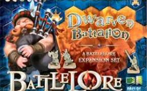 Battlelore: Dwarven Battalion