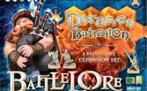 Battlelore: Dwarven Battalion