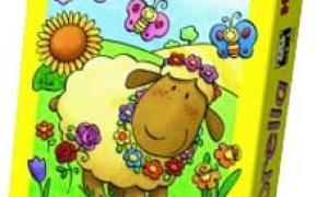 Belfiorella... raccogliendo fiori con un dado