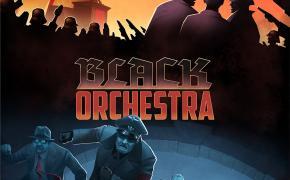 Black orchestra: copertina