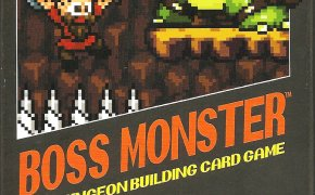 boss monster copertina