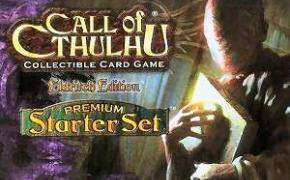 Call of Chtulhu Collectible Card Game