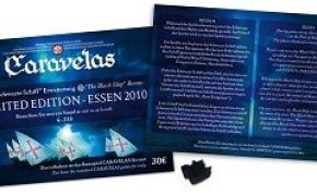 Caravelas: The Black Ship