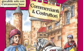 Carcassonne: Commercianti e Costruttori