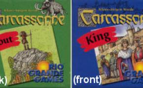 Carcassonne: The King