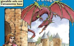 Carcassonne: La Principessa e il Drago